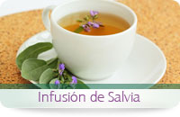 infusion of sage