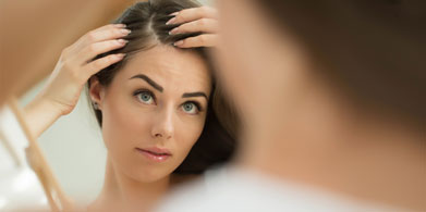 La caspa. Causas y tratamientos
