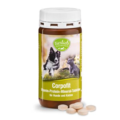 Cebanatural Corpofit for dogs and cats