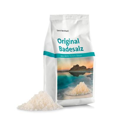 Cebanatural Bathing salt from the dead sea