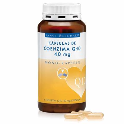 Co-enzima Q10 50mg Cápsulas cebanatural