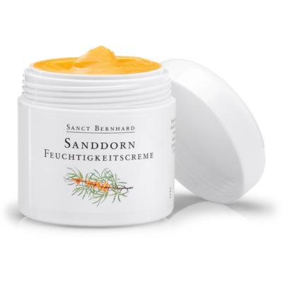 Moistering Cream with Seabuckthorn   100 ml