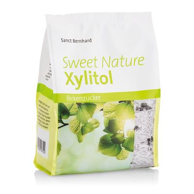 Xylitol Substituto do açúcar natural (Bétula) cebanatural