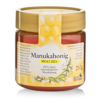Manuka honey MGO200+ cebanatural