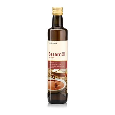 Aceite de Sésamo 500ml cebanatural