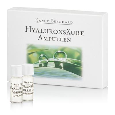 Cebanatural Hyaluronic acid Ampoules