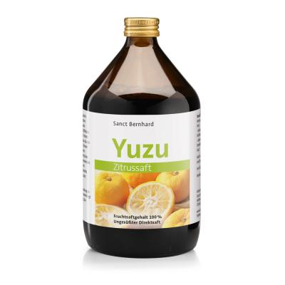 Yuzu juice cebanatural
