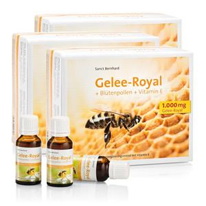 Royal Jelly Propolis - 1 month Cure 30 Botellas