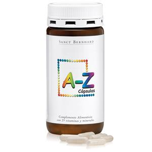 A-Z with 24 vitamins & minerals