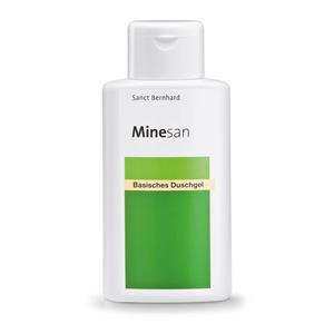 Minesan Alkaline Shower Gel