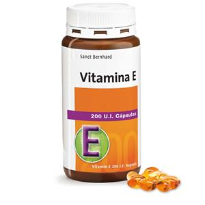 Vitamina E 200 UI - 134mg