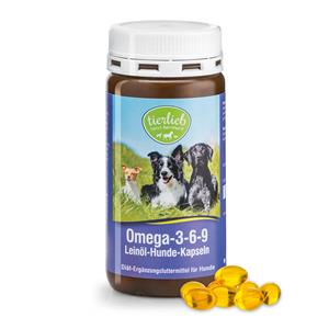 Omega 3-6-9 for dogs