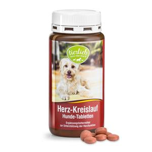 Cardiovascular Pills for Dogs