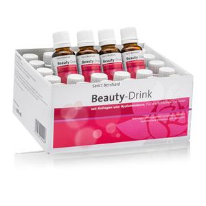 Beauty-Drink with collagen and hyaluronic acid