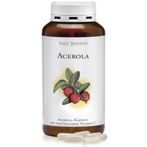 Acerola natural - Vitamina C