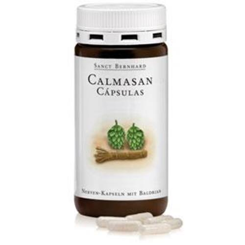 Calmasan - with valerian and hops   200 Capsules