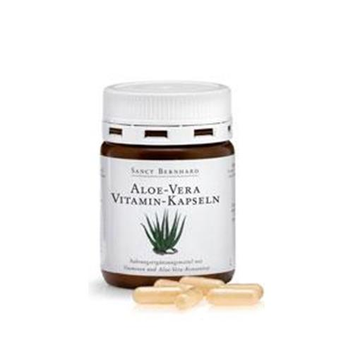 Aloe vera Cápsulas