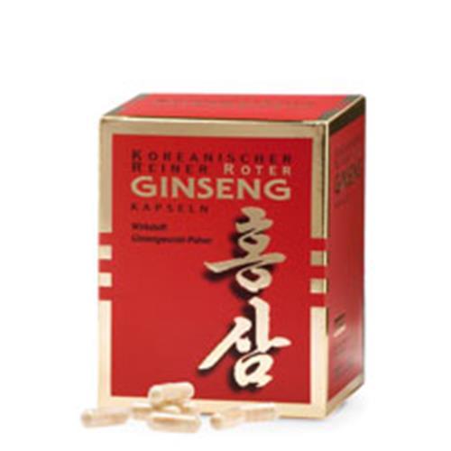 Ginseng de Corea de 5 a 6 años