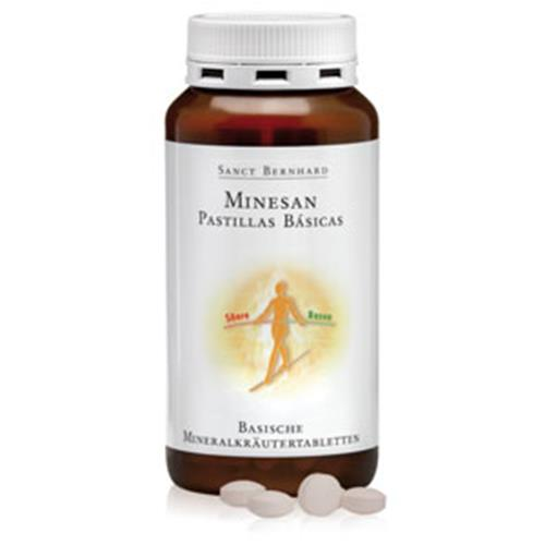 MINESAN Mineral Base tablets