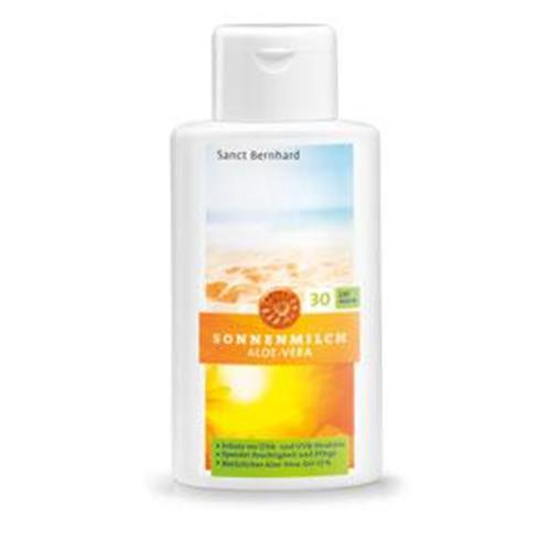 Suntan Milk Factor 30 with Aloe-Vera   250 ml