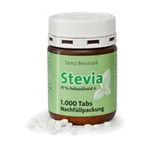 Stevia refill 1000 Tabletts