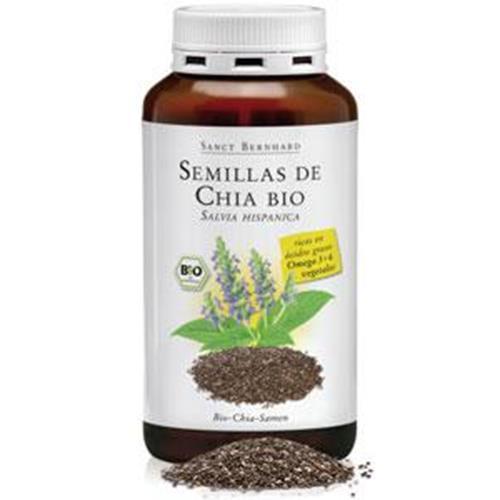 Semillas de Chia favorecen la digestión de forma natural