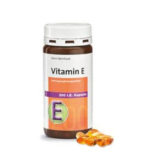 Vitamin E 200 IU - 134mg