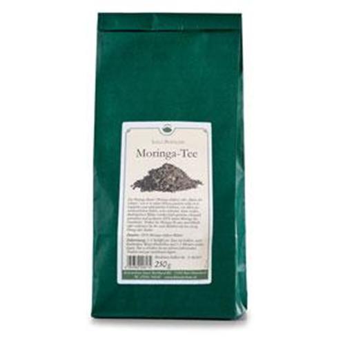 100% hojas de Moringa oleifera