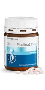 Chrome Picolinato 200µg